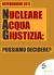 Nucleare Acqua Giustizia: possiamo decidere?