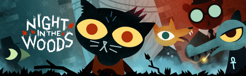 Schermata di Night in the woods