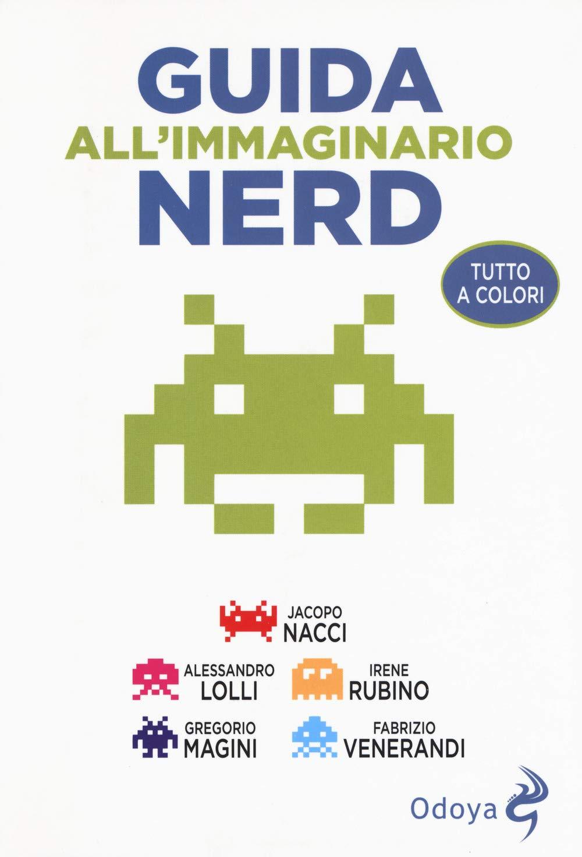 copertina di Guida all'immaginario nerd