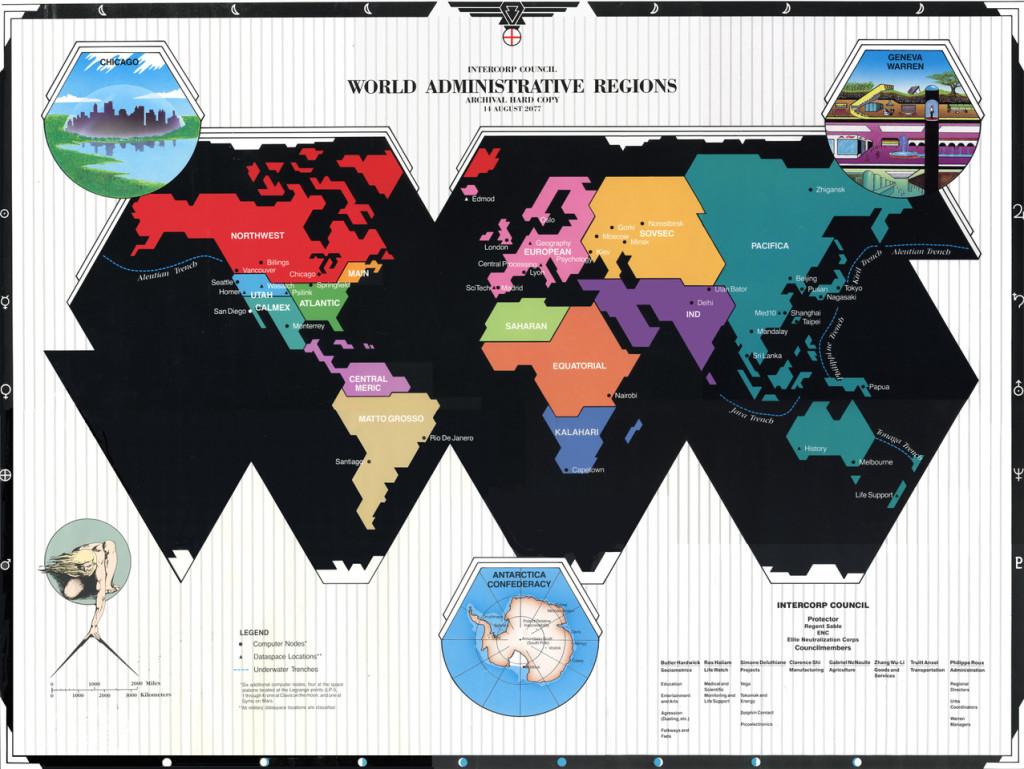 Mappa di Portal